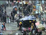 Shots fired during Caloocan demolition