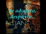 """Alejandro Sanz - """"Te quiero y te temo"""""""