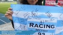 Barrages Top 14 : les supporteurs du Racing-Métro y croient