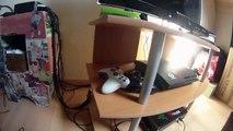 BackSide   Présentation la chambre du geek + Gaming Setup