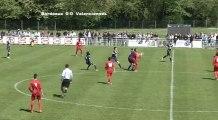 Bordeaux-Valenciennes - 1/4 finale Gambardella