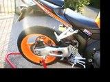 fireblade rr  / repsol /cbr honda / fast bike / 1000 / superbike / start up /