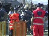 Salerno - Arriva la Nave Etna, sbarcati 2.186 profughi -live 4- (19.07.14)