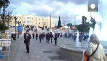 Piyasalar Yunanistan'ın iflasına hazırlanıyor
