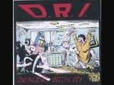 D.R.I. - Stupid, Stupid War