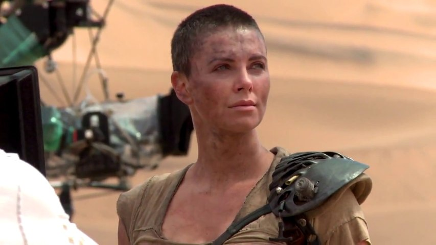 Making of Mad Max Fury Road - Bienvenue en enfer - Tom Hardy - Charlize Theron - Nicholas Hoult
