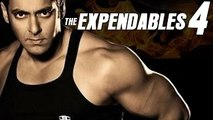 Sylvester Stallone wants Salman Khan in 'Expendables 4' - Salman compliments his hero Sylvester - The Bollywood