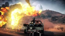 Trailer - Mad Max (Gameplay Voiture, Baston et Gros Bras !)