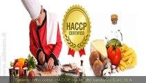 SALERNO,   CORSO HACCP (EX LIBRETTO SANITARIO) EURO 30