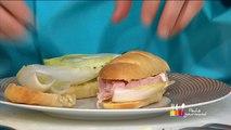 Endives au jambon / Petits pains au lait, jambon et endives - PG S4 E33