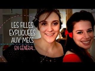 Les filles expliquées aux mecs : en général... (English Subtitles)