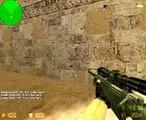 Counter Strike 1.6 AWP SHOT!