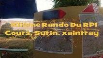 Rando VTT- 10ième Rando du RPI, Cours surin Xaintray