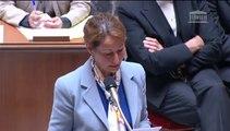 Discours de Ségolène Royal : vote solennel du texte Transition énergétique à l'assemblée nationale