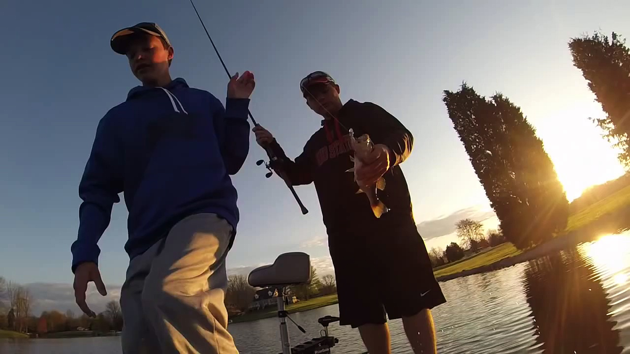 Bass Fishing Tournament- GoPro