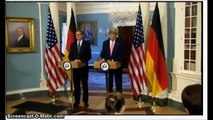 Washington : News Conference, KERRY and GERMANY WESTERWELLE : Russia S-300, Iran, Israel