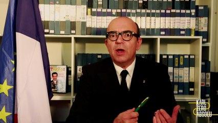 Dieudonné, candidat à la Présidentielle de 2002 - Karl Zéro Absolu