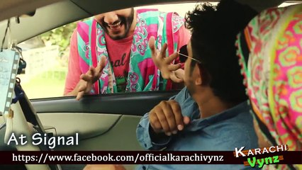 Fake Traditional BEGGARS in Pakistan By Karachi Vynz