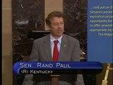 Sen. Paul Agrees to Vote on USA PATRIOT Act; Sen. Reid Refuses