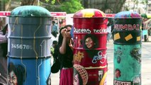 South Bombay (Mumbai) Vlog: Churchgate Station to Kala Ghoda Art Festival // Magali Vaz