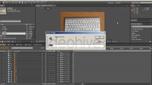After Effects Project Files - Custom Typing Real Keyboard - VideoHive 3959106