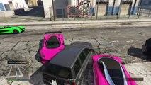 Grand Theft Auto V: Random Missions #3 (Trolling)