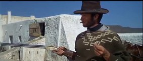 Final Scene in A Few Dollars More with Pocket Watch