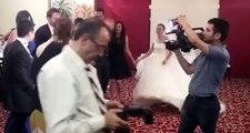 Rammstein - Du Hast ile düğünde halay çektiler