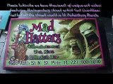 Carl Quintiliani with 100% Street  Credit Performs art show @ Mad Hatters hookah tea bar in St Pete9