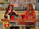 Celine Dion on the Rachael Ray Show (Cristina Fan Surprise)- 9/29/2011 HQ 720p.flv