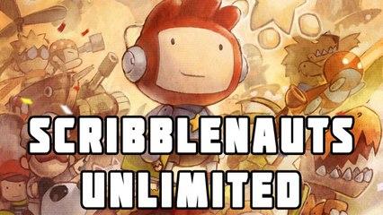 Scribblenauts Ulimited - #4 YouTubbu!