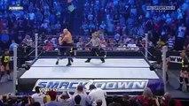 Kane vs John cena lumberjack match