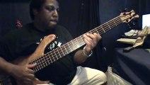 Bass Funk Slap Solo