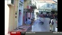 Fragile Modern Democracy in Greece - Athens War Zone - Εμπόλεμη Ζώνη στην Αθήνα