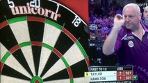 8 perfect Darts from Phil Taylor 2015 Matchplay PDC - 8 perfekte Darts von Phil Taylor 2015 PDC