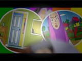When entering into toilet and Dua - Muslims Islamic Cartoon for Children
