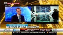 Avanade CEO, Adam Warby, Talks about Cloud Vision with Sky News Australia