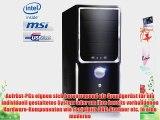 CSL Aufr?st-PC 522 - Intel Celeron G1840 2x 2800 MHz Intel HD Grafik Gigabit LAN USB 3.0