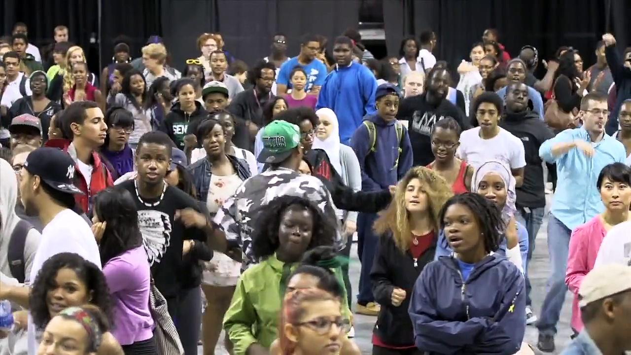 2013 MLK Summer Scholars Workshop: Health & Wellness