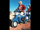 Vespa Clube do Estoril - Paris-Dakar em Vespa (1980)