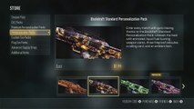Call of Duty: Advanced Warfare: Call of Duty AW: New Camo and Weapon
