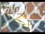 los borrachos del tablon vs la policia de paraguay