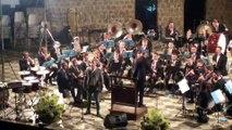 """Antonino Giacobbe in """"O Sole Mio"""" accompagnato dal """"Gran Concerto Bandistico Città Di Borgia"""""""