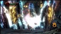 God of War III Remastered - Zeus Bossfight Part 2 (Titan Difficulty)