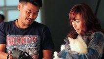 Royal canin shooting behind the scene [CAT]
