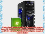 CSL Speed H4806 inkl. Windows 7 - Intel Core i7-4790K 4x 4000 MHz 16 GB RAM ASUS GeForce GTX
