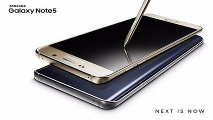 Samsung Galaxy Note 5 - Caratteristiche e Presentazione