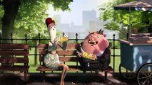 Chicken or the Egg [3D animated short film]