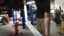 BMW K1200LT Steering Damper Service and Rebuild DIY - video