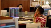 Emerging economies currency and share turmoil from Fed fears - economy